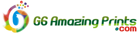 G6 Amazing Prints Logo