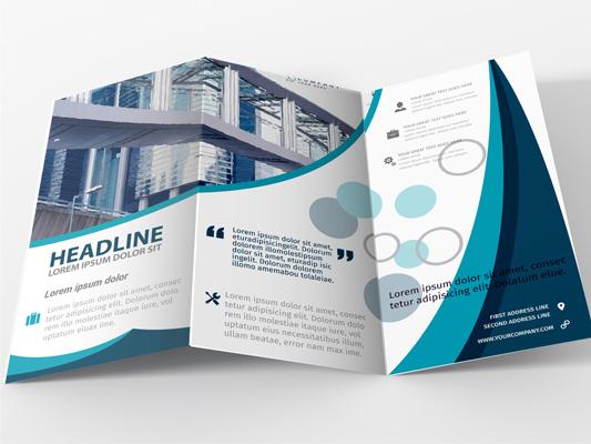 tri fold brochures g6 amazing prints